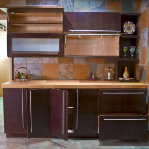Chocolate Showroom Modern Open