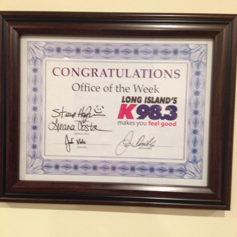 Boss Cabinetry Wins KJOY 98.3's Office Of The Week!